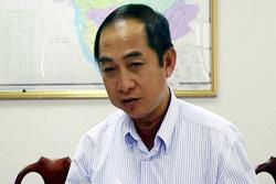 Ông Võ Thanh Tùng - nguyên Trưởng Ban Tổ chức Thành ủy Biên Hòa