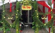 Những cổng cưới bằng lá dừa chất nhất quả đất