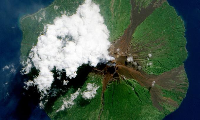 Những hình ảnh Trái Đất ấn tượng nhất từ vệ tinh