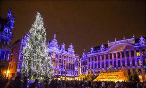 Brussels - Bình thản mà khám phá đất nước xinh đẹp này