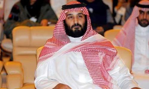 Thái tử Mohammed bin Salman. Ảnh: Reuters.