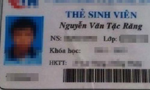 Những tên khai sinh độc lạ nhất Việt Nam