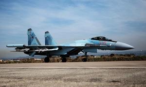 Nghi vấn về tuyên bố Su-35S Nga xua đuổi F-22 Mỹ ở Syria
