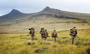 Những trận đối đầu sinh tử giữa đặc nhiệm Anh và Argentina năm 1982