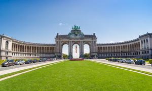 Brussels - thành phố của những viện bảo tàng