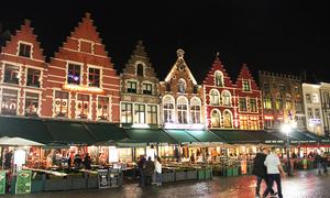 Brussels - đẹp, hiện đại, đồ ăn rất ngon, đáng để trở lại