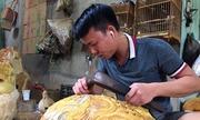 Nghề đẽo mõ phục vụ tín ngưỡng Phật giáo ở Huế