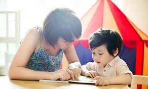 Cho con học sớm trước khi vào lớp một có phải là hại con