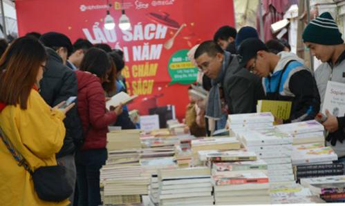 'Lẩu sách' miễn giá rẻ và tốt là được