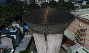 Vì sao 8 thủy đài khổng lồ của TP HCM không được sử dụng?