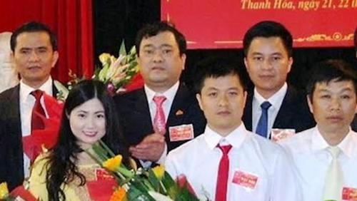 """Phó chủ tịch Thanh Hoá bị đề nghị kỷ luật vì """"không trong sáng"""""""