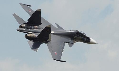Phi công Su-30 kể chuyện hộ tống Putin ở Syria