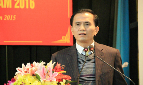 Cách mọi chức vụ trong Đảng của Phó chủ tịch tỉnh Thanh Hóa Ngô Văn Tuấn