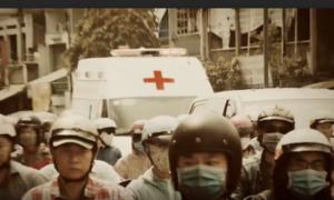 Nhường đường cho xe cứu thương: hành động nhỏ, ý nghĩa lớn