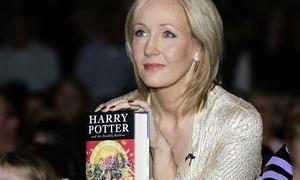 Câu chuyện truyền cảm hứng về tác giả Harry Potter