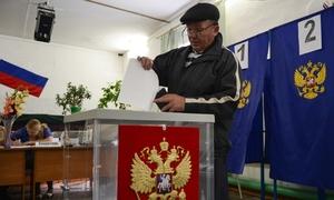 Nga chính thức cho phép vận động tranh cử tổng thống