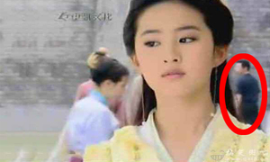 Những lỗi ngớ ngẩn trong phim Trung Quốc
