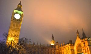 London thế giới chính là đây
