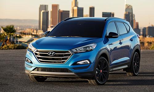 Hyundai Tucson 2018 nâng cấp để đấu Honda CR-V