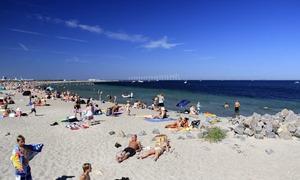 Biển cả - một phần nét đẹp thiên nhiên của Đan Mạch