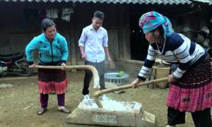 Tết của người Mông ở Điện Biên