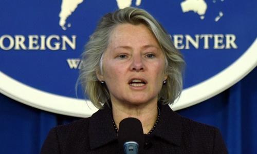 Bà Susan Thornton. Ảnh: Reuters.