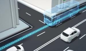 Công nghệ biến mặt đường thành nguồn điện cho xe buýt