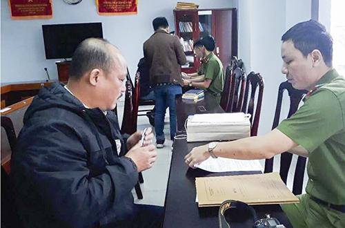 Bốn cán bộ đền bù giải tỏa đất ở bán đảo Sơn Trà bị khởi tố