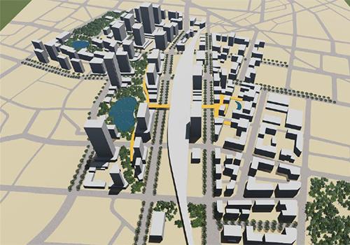 Bộ Xây dựng: Xây nhà cao 70 tầng khu vực ga Hà Nội là 'chưa phù hợp'