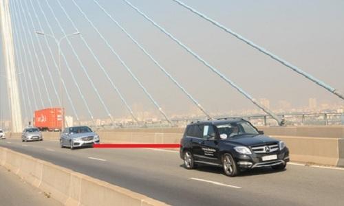 Khi nào tài xế bị phạt lỗi 'không giữ khoảng cách an toàn'?