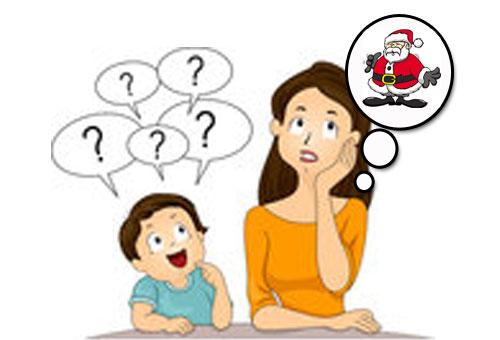 Ông già Noel khổ sở vì bà vợ ghen tuông - 2