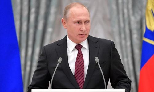 Putin chỉ trích chiến lược an ninh mới của Mỹ 'hung hăng'