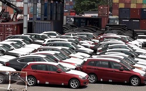 Ôtô con nhập khẩu vào Việt Nam giá trung bình hơn 400 triệu