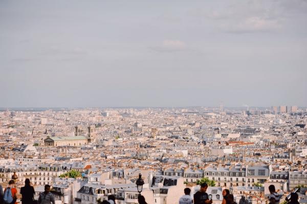 Màu ở Paris - 2