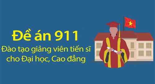 Kết quả thực hiện đề án đào tạo 23.000 giảng viên tiến sĩ sau 5 năm triển khai. Đồ họa: Tạ Lư - Quỳnh Trang.