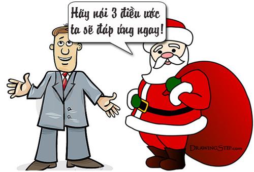 10 truyện cười hot nhất tuần qua,  giáng sinh, Noel, truyện cười Noel, truyện cười Giáng sinh,