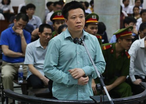 Ông Thắm vàotháng 9/2017 bị TAND Hà Nội tuyên án tù chung thân do phạm 4 tội trong vụ đại án xảy ra tại OceanBank.