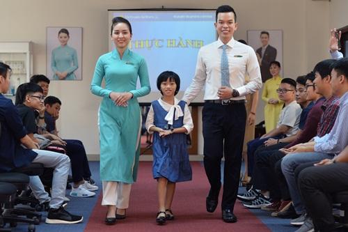Những hoạt động cộng đồng nổi bật của Vietnam Airlines năm 2017