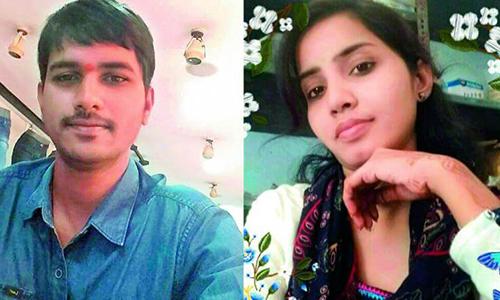 Vanga (trái)đã theo đuổi Rani (phải)nhiều năm nhưng không được cô nhận lời. Ảnh: NDTV.