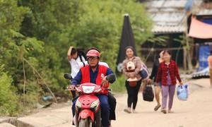 5.000 người Sài Gòn đi trú bão Tembin