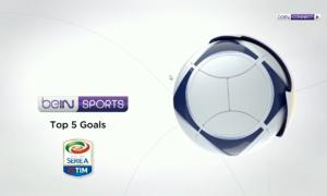 5 bàn thắng đẹp nhất vòng 18 Serie A