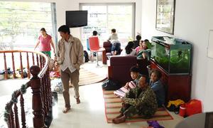 Hàng loạt khách sạn ở Vũng Tàu đón người dân tránh bão