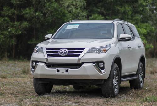 Toyota Fortuner thế hệ mới thay đổi định kiến tại Việt Nam. Ảnh: Lương Dũng.