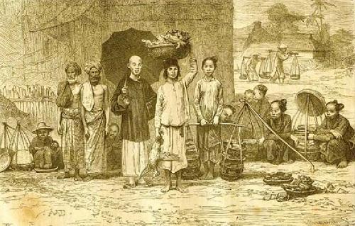 Ảnh bìa cuốn Xứ Đàng Trong, Lịch sử kinh tế - xã hội Việt Nam thế kỷ 17 và 18 - sách có phần ghi chép về Đàng Trong thời chúa Sãi.