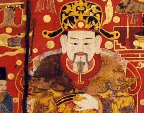 Ai là hoàng đế đầu tiên của Việt Nam?