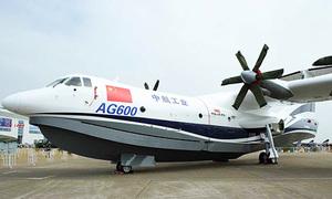Khả năng vận hành của chiếc thủy phi cơ lớn nhất thế giới