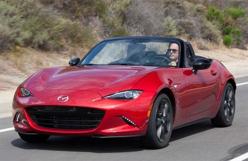 Top 10 ôtô làm người Mỹ hài lòng