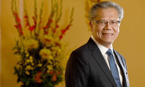 Ông Lê Văn Hiếu,Thống đốc bang Nam Australia. Ảnh: The Australian.