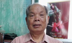 PGS Bùi Hiền: 'Cải tiến chữ quốc ngữ để dễ đọc, dễ nhớ'