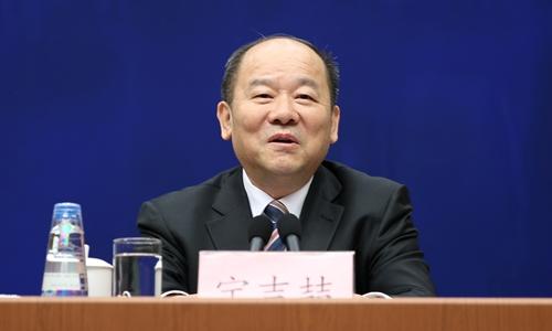 Ông Ning Jizhe. Ảnh: Reuters.